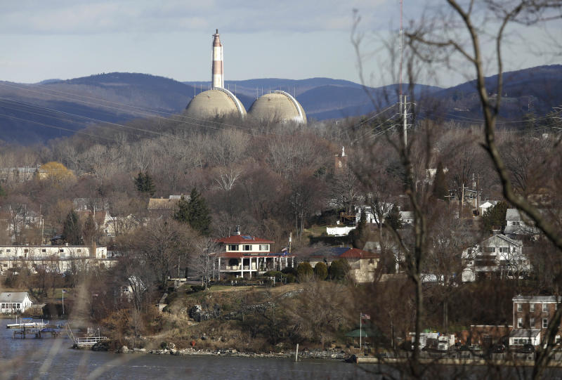 New Deal Could Shut Down Indian Point Nuclear Power Plant