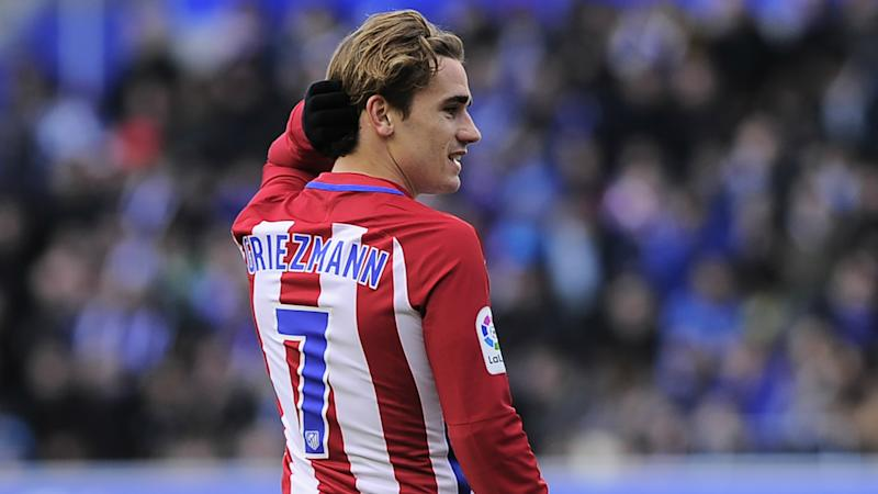 817d90b42 Griezmann at Man Utd in Beckham s number seven jersey would be ideal ...