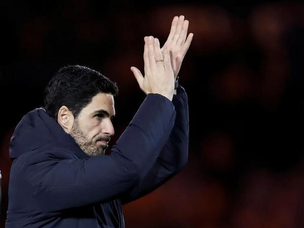 Arsenal manager Mikel Arteta (File photo)