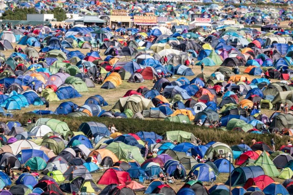 Boardmasters has a capacity of 53,000 people (Getty Images)
