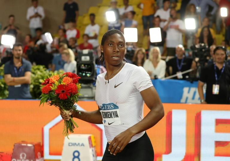 Caster Semenya getting closer to lowering longstanding 800m world record, but new rules threaten to diminish her performances