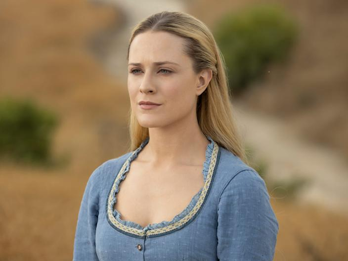 """Dolores in the third season finale of """"Westworld."""""""