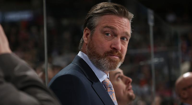 Would Patrick Roy's swagger and charisma translate to a television audience? There's only one way to find out.