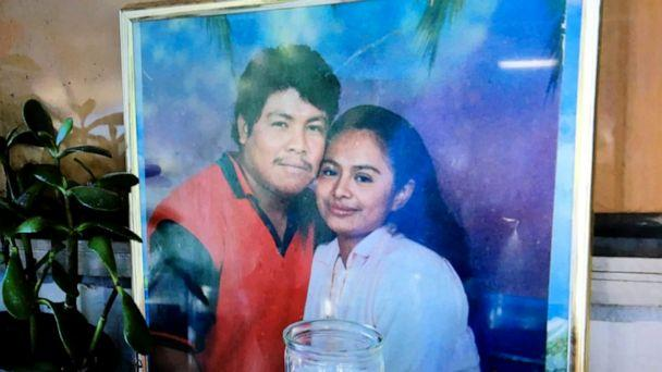 PHOTO: Ismael Lopez and Claudia Linares are pictured in this photo released by her attorney. (Courtesy of Murray Wells)