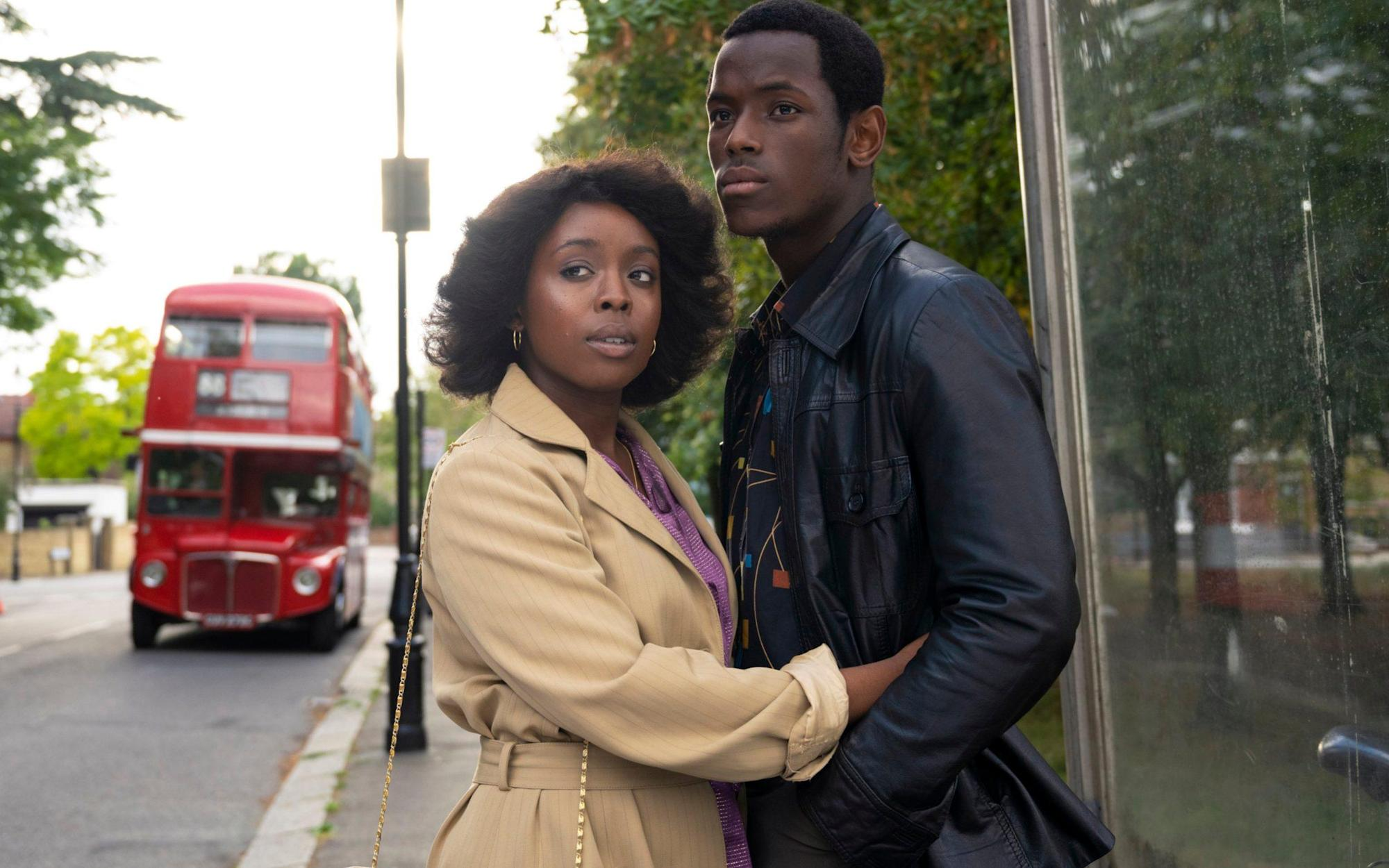 Bafta recognises Steve McQueen's Small Axe series on West Indian migrants after 'So White' accusations