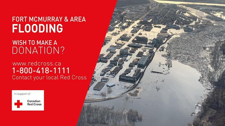 Red Cross: Fort McMurray Flood Aid