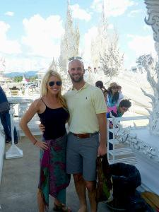 Meghan Coomes Hagedorn and her husband Matt Hagedorn | Courtesy of Meghan Coomes Hagedorn