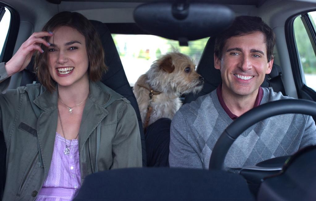 "Keira Knightley and Steve Carell in Focus Features' ""Seeking a Friend for the End of the World"" - 2012"