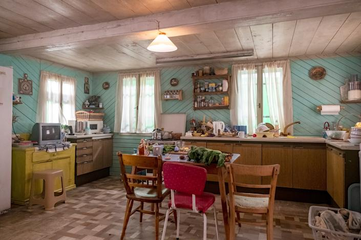 "<div class=""caption""> British set decorator Casey Williams scoured the Romanian countryside for furnishings for a house in Russia. </div> <cite class=""credit"">Photo: Ludovic Robert/BBCAmerica/Sid Gentle</cite>"