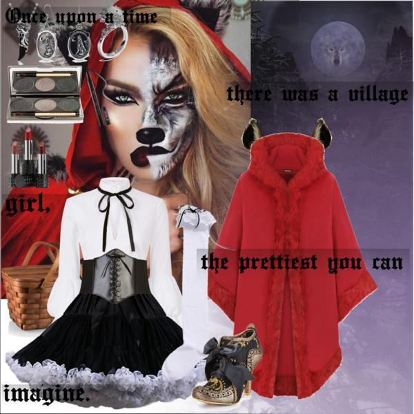 Halloween:Little Red Riding Hood