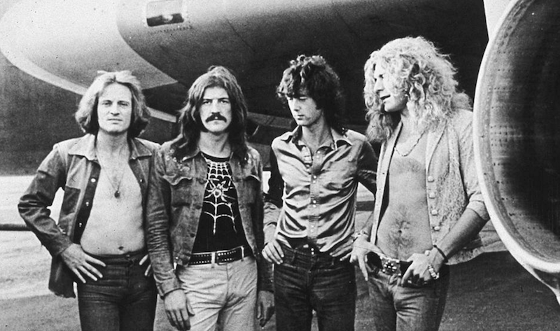 "Department of Justice sides with Led Zeppelin in ""Stairway to Heaven"" copyright dispute"