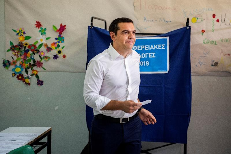 National elections are scheduled to take place by October, but there was speculation on Sunday that Tsipras could call a snap election in late June