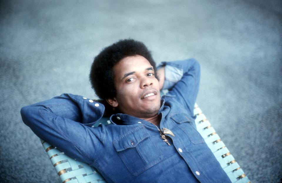 UNSPECIFIED - CIRCA 1970:  Photo of Johnny Nash  Photo by Michael Ochs Archives/Getty Images
