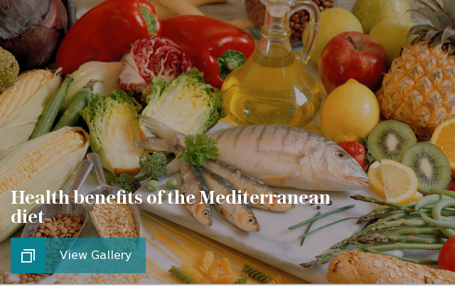 More health benefits of the Mediterranean diet