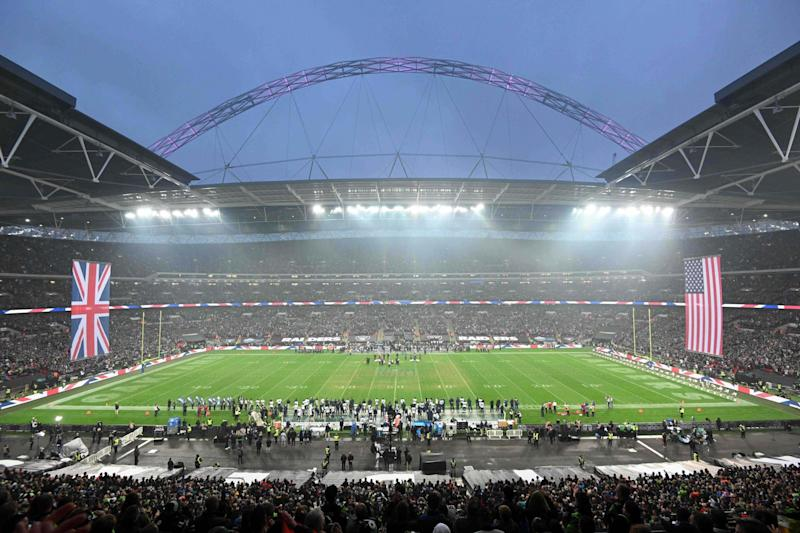 Jaguars Owner Shad Khan Withdraws Bid to Purchase Wembley Stadium