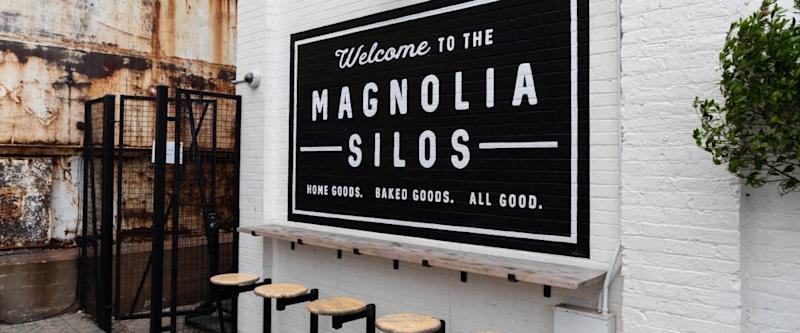Magnolia Silos is Chip and Joanne's expansion into food service.