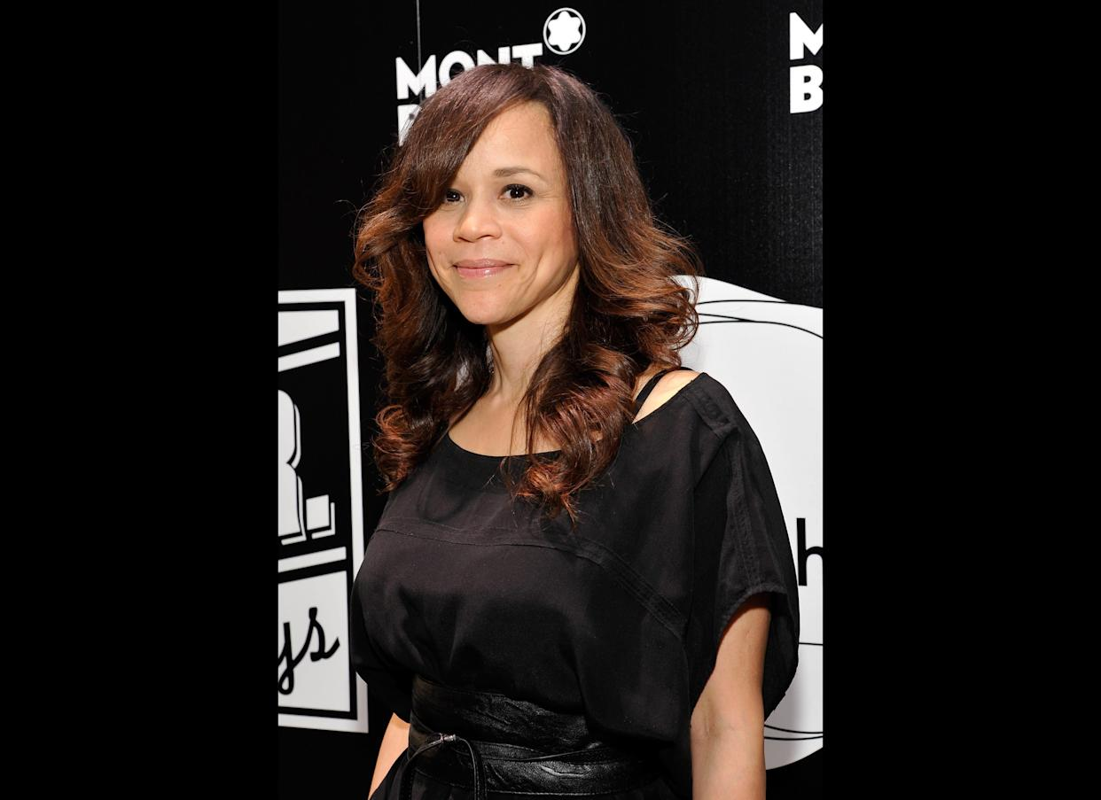 """""""You got Ds mother f***er, Ds, <strong>Rosie Perez</strong>/And yes, barely pass any and every class"""" <br> --""""Good Morning"""""""