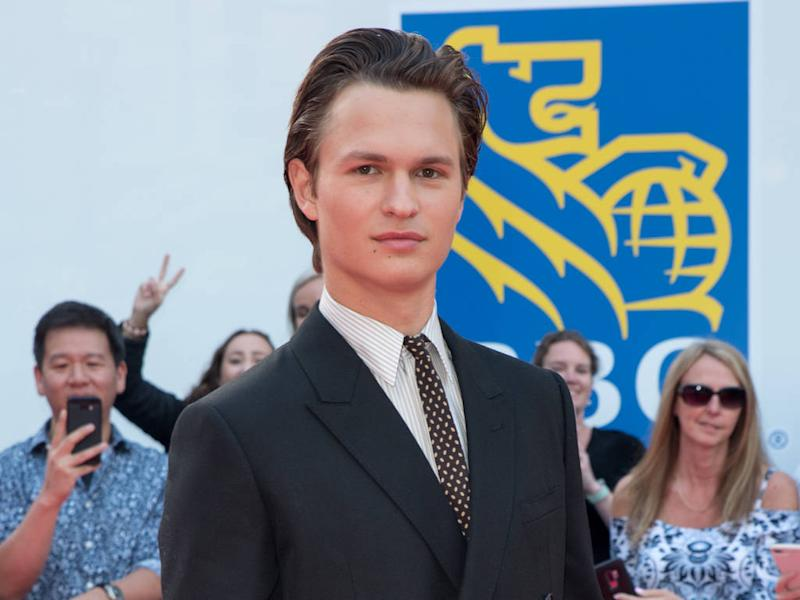 Ansel Elgort keeping hairstyle from West Side Story film shoot