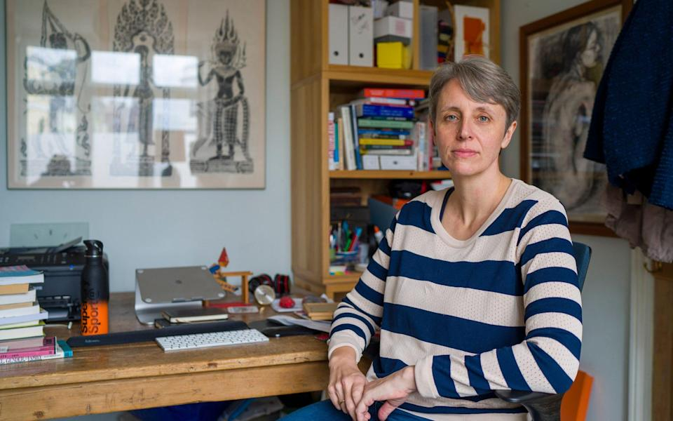 Prof Stock has faced calls to be removed from her role - Andrew Crowley