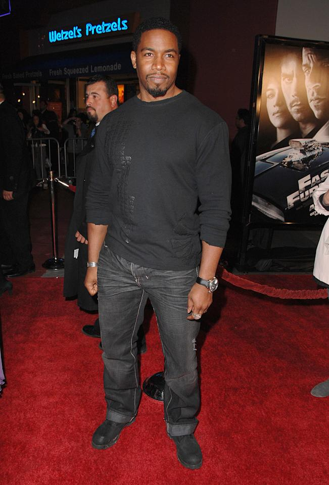 "<a href=""http://movies.yahoo.com/movie/contributor/1800019096"">Michael Jai White</a> at the Los Angeles premiere of <a href=""http://movies.yahoo.com/movie/1809989992/info"">Fast & Furious</a> - 03/12/2009"