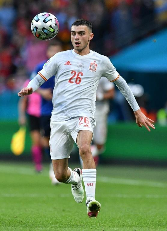 Spain's Pedri has covered more ground at Euro 2020 than any other player