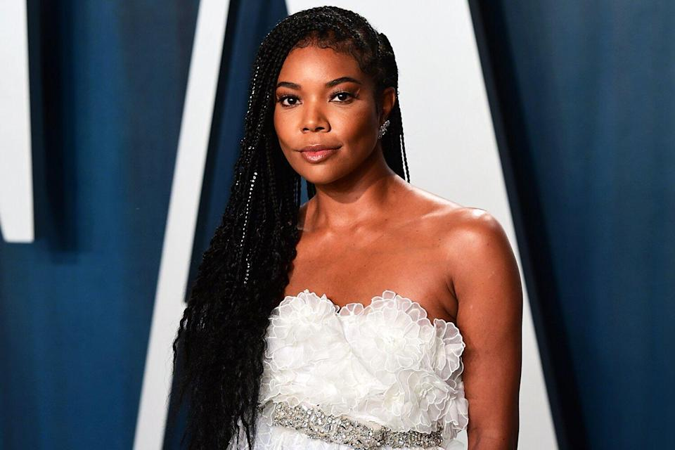 Gabrielle Union attending the Vanity Fair Oscar Party held at the Wallis Annenberg Center for the Performing Arts in Beverly Hills, Los Angeles, California, USA.