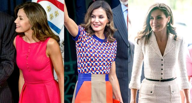 Queen Letizia visits New Orleans. (Photos: Getty Images)