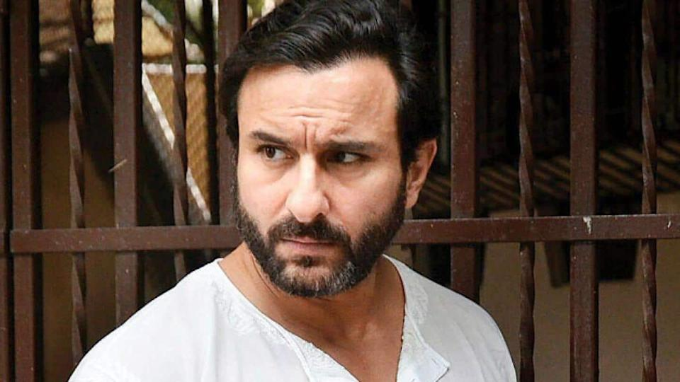 Case filed against Saif Ali Khan over controversial