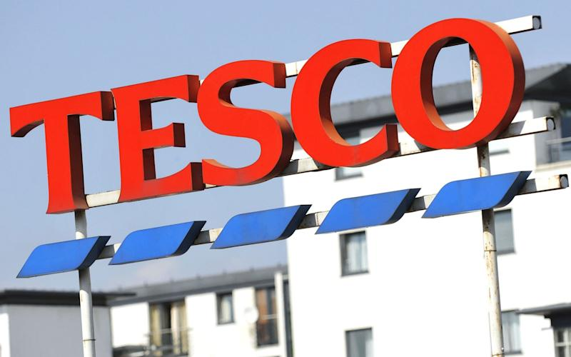 Supermarket giant Tesco has apologised for any offence from a beer advert which said