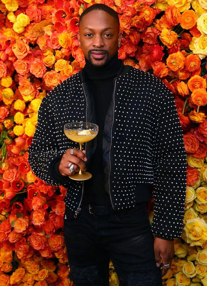 LaQuan Smith | Joe Scarnici/Getty Images for Moët & Chandon