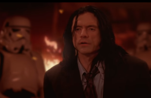 Tommy Wiseau and 'The Room' Get Edited Into 'Star Wars' (Video)