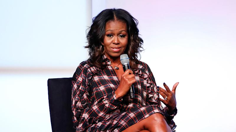 Michelle Obama Explains The 'Problem' With The Way That We Raise Boys