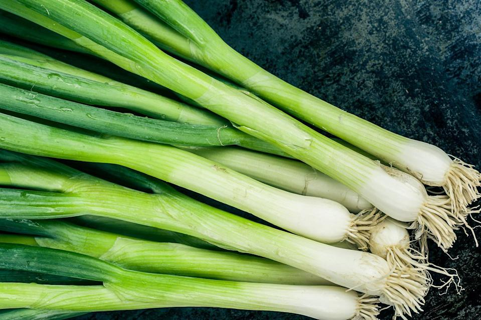 "<p>A light, crisp onion, scallions are frequently used to complement Asian-inspired <a href=""https://www.thedailymeal.com/cook/take-out-food-chinese-mexican-recipes?referrer=yahoo&category=beauty_food&include_utm=1&utm_medium=referral&utm_source=yahoo&utm_campaign=feed"" rel=""nofollow noopener"" target=""_blank"" data-ylk=""slk:takeout dishes"" class=""link rapid-noclick-resp"">takeout dishes</a>, so use them to top your <a href=""https://www.thedailymeal.com/egg-drop-soup-recipe?referrer=yahoo&category=beauty_food&include_utm=1&utm_medium=referral&utm_source=yahoo&utm_campaign=feed"" rel=""nofollow noopener"" target=""_blank"" data-ylk=""slk:homemade egg drop soup"" class=""link rapid-noclick-resp"">homemade egg drop soup</a> or <a href=""https://www.thedailymeal.com/best-recipes/turkey-meatball-scallion?referrer=yahoo&category=beauty_food&include_utm=1&utm_medium=referral&utm_source=yahoo&utm_campaign=feed"" rel=""nofollow noopener"" target=""_blank"" data-ylk=""slk:grill them on a skewer with some yakitori meatballs"" class=""link rapid-noclick-resp"">grill them on a skewer with some yakitori meatballs</a>. Scallions also work well in <a href=""https://www.thedailymeal.com/cook/korean-nubiani-marinade-recipe?referrer=yahoo&category=beauty_food&include_utm=1&utm_medium=referral&utm_source=yahoo&utm_campaign=feed"" rel=""nofollow noopener"" target=""_blank"" data-ylk=""slk:Korean marinades"" class=""link rapid-noclick-resp"">Korean marinades</a> or in <a href=""https://www.thedailymeal.com/cook/vegetable-fried-rice-recipe?referrer=yahoo&category=beauty_food&include_utm=1&utm_medium=referral&utm_source=yahoo&utm_campaign=feed"" rel=""nofollow noopener"" target=""_blank"" data-ylk=""slk:fried rice"" class=""link rapid-noclick-resp"">fried rice</a>. Not feeling Asian food? Scallions are also a key topping to some of <a href=""https://www.thedailymeal.com/cook/comfort-casserole-breakfast-dinner-recipes?referrer=yahoo&category=beauty_food&include_utm=1&utm_medium=referral&utm_source=yahoo&utm_campaign=feed"" rel=""nofollow noopener"" target=""_blank"" data-ylk=""slk:our all-time favorite casseroles"" class=""link rapid-noclick-resp"">our all-time favorite casseroles</a>.</p>"