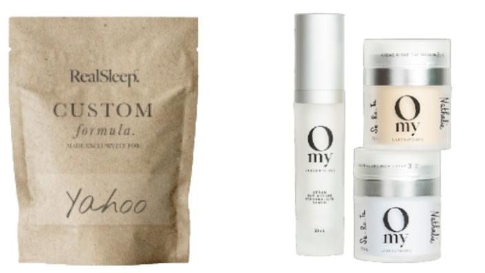 Customize these products with a formula just for you.