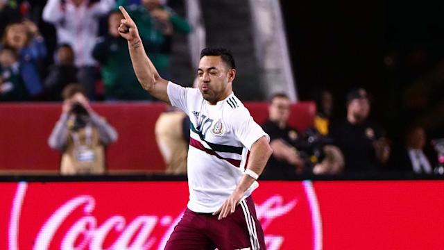 El Tri test themselves against World Cup opposition as Iceland pays a visit to Levi's Stadium in Santa Clara, California