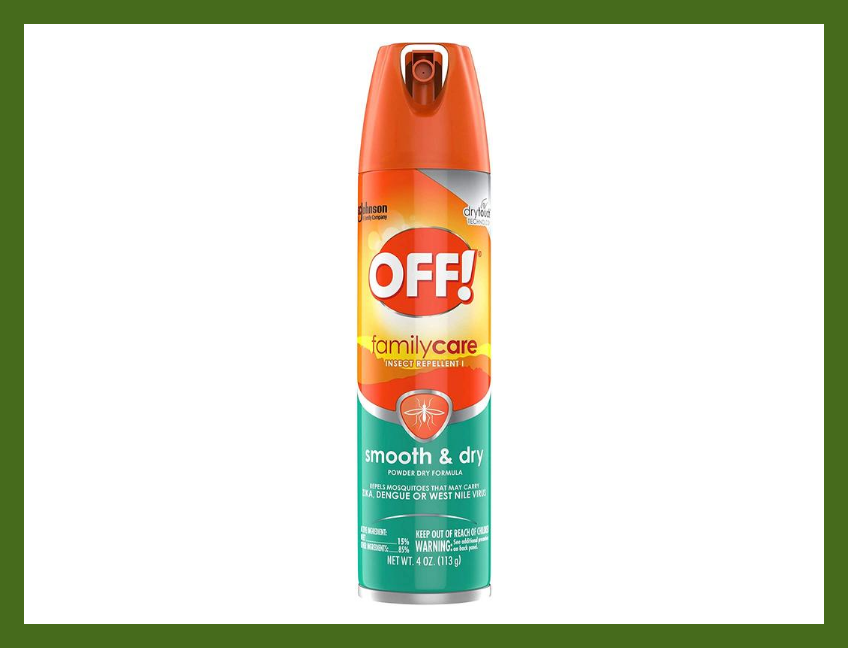 Save $1 with on-page coupon—This Off! FamilyCare Smooth & Dry Insect Repellent is on sale for $5. (Photo: Amazon)