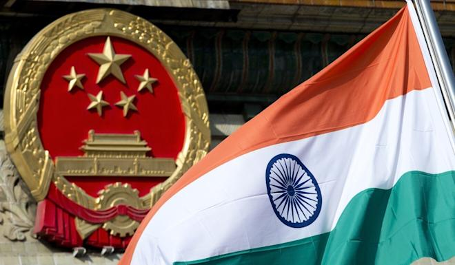 This year marks the 70th anniversary of China-India diplomatic ties. Photo: AP