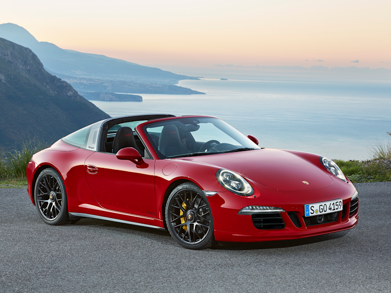 The Targa 4 GTS Is A Carrera 4 GTS With The Targa Roof. Like The