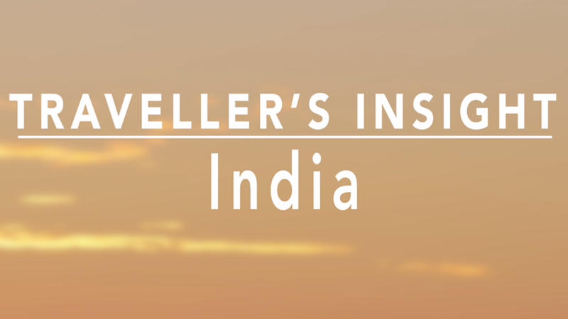 Traveller's Insight - India