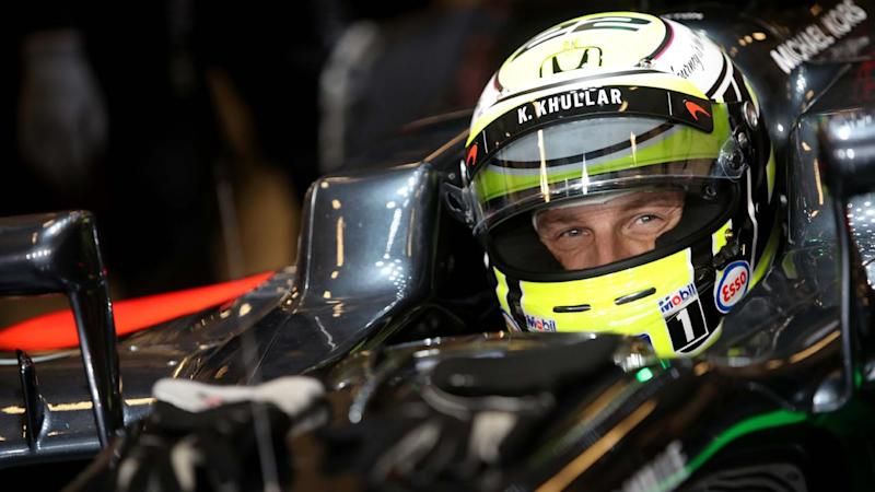 Button's final race ends with failure