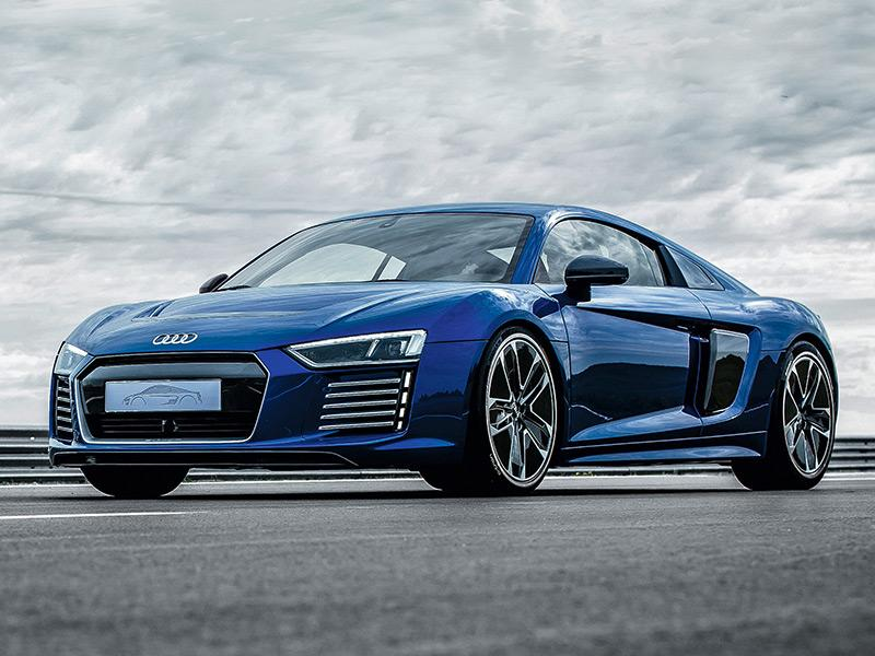 the audi r8 e tron is dead. Black Bedroom Furniture Sets. Home Design Ideas