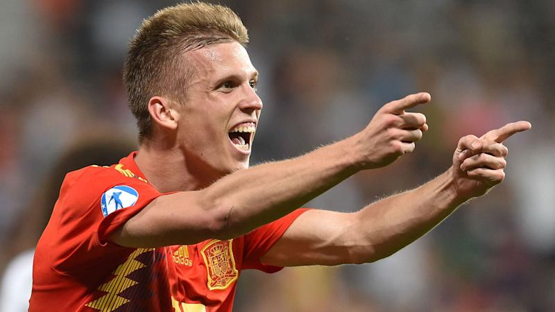 Dani Olmo: I'm happy that Barcelona are considering bringing me home