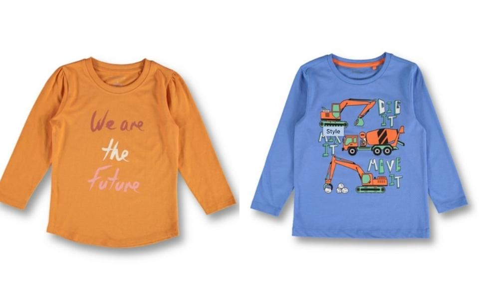 Kids Toddler t-shirts - Now $2.40. Image: Best & Less