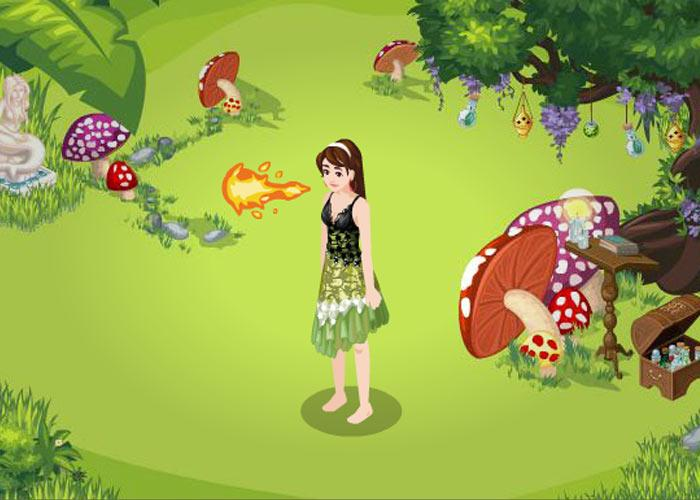 The Sims Social Spells Week missions