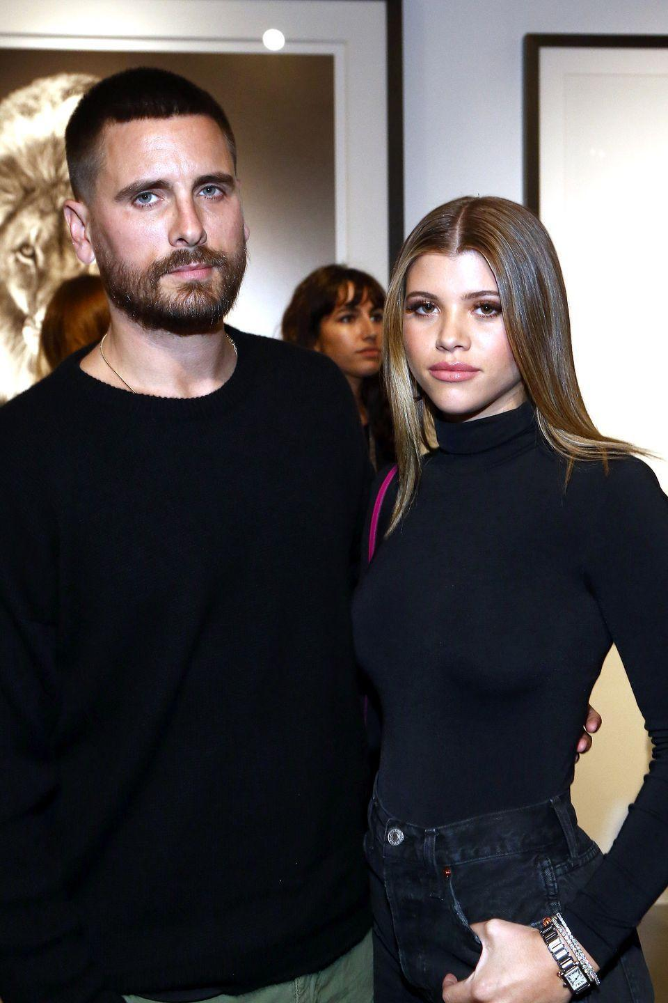 "<p>After calling it quits with longtime girlfriend Kourtney Kardashian in July 2015, Scott Disick began dating Sofia Richie almost two years later. However, some people weren't used to seeing Scott with another woman and, let's just say, <a href=""https://twitter.com/HollywoodLife/status/1141850805491965952"" rel=""nofollow noopener"" target=""_blank"" data-ylk=""slk:they weren't too happy about it"" class=""link rapid-noclick-resp"">they weren't too happy about it</a>. Throughout the last three years, and the ups and downs of Scott and Sofia's relationship, fans have held out hope that the co-parents will eventually make it work. </p>"