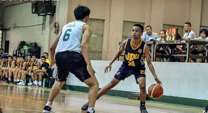 Jimboy Torion, son of former PBA ace Jimwell, commits to San Beda