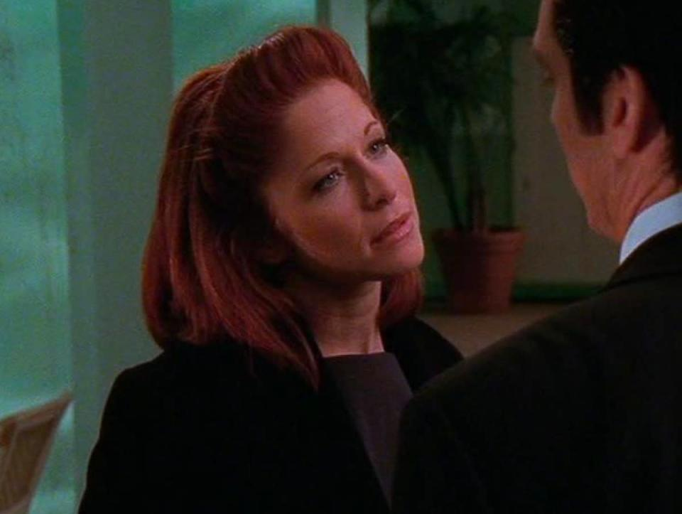 """Like <i>The</i> <i>Pretender</i>, <i>Profiler</i> aired as part of NBC's """"Thrillogy"""" block from 1996 to 2000. In fact, there were multiple crossover episodes between the two shows. <i>Profiler</i> centers on a forensic psychologist, Sam (<strong>Ally</strong> <strong>Walker</strong>), who can put herself in the psyches of criminals, which really comes in handy in her profession."""