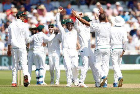 England vs South Africa - Second Test