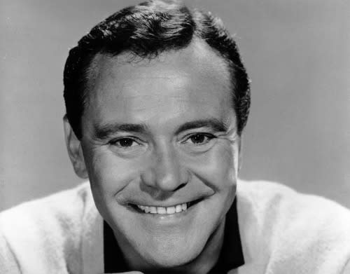 """<p>Chris Lemmon is the only son from Jack Lemmon's first marriage, to actress Cynthia Stone. His father received eight nominations, winning his first (best supporting actor in """"Mister Roberts"""") in 1956. Chris Lemmon has appeared in movies (""""That's Life,"""" """"Just the Ticket""""), television (""""Duet""""), and stage, including a show based on the best-selling tribute he wrote about his father, """"A Twist of Lemmon."""" (Photo by Hulton Archive/Getty Images) </p>"""