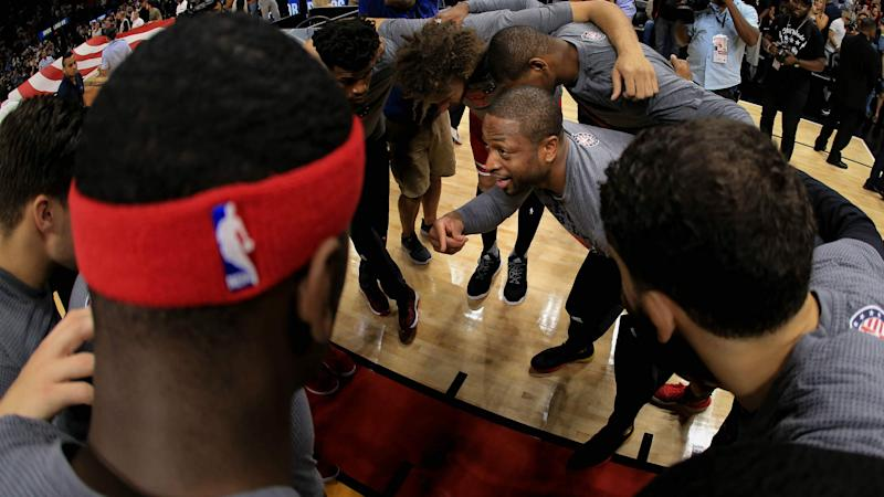 78862cb910f1 The Fifth Quarter  Dwyane Wade s Bulls get much-needed win in  weird  Miami  return